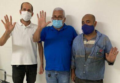 O mecânico Sivaldo, popularmente conhecido como (Bode) declara apoio ao pré-candidato a vereador Edilson Rocha e o pré-candidato a prefeito Nena.