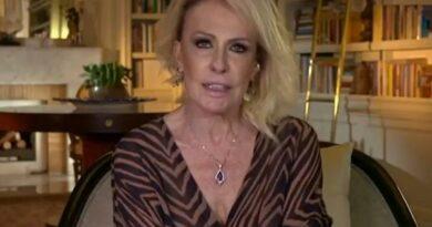Ana Maria Braga conta que quebrou o braço ao fugir de assédio de diretor de TV