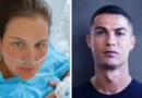 Irmã de Cristiano Ronaldo é internada com pneumonia devido a complicações da Covid-19